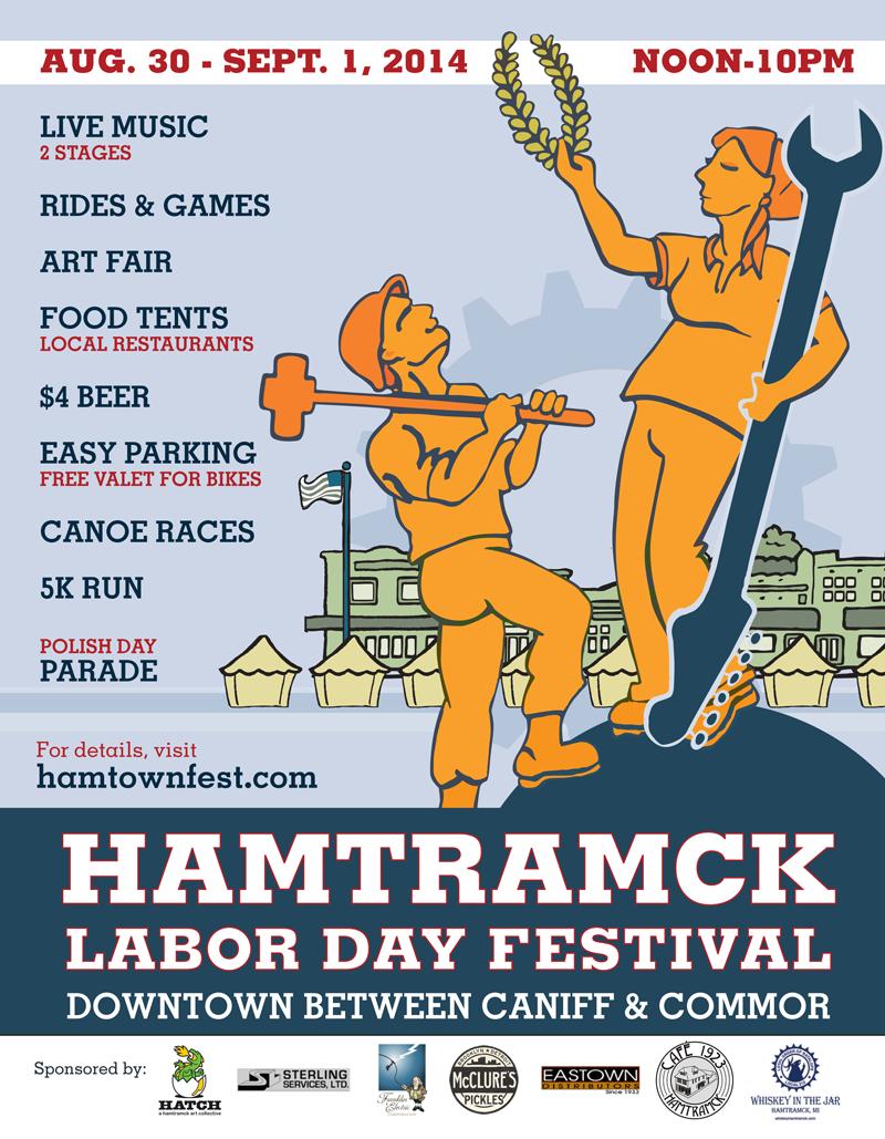HamtownFestPoster2014